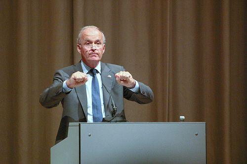Götz Werner; Gründer der DM Drogeriekette